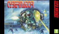 Cybernator VC-SNES cover (JBWP)