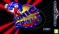 Sonic Spinball VC-MD cover (MATP)