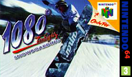 1080 : TenEighty Snowboarding VC-N64 cover (NAOP)