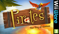 Pirates: The Key of Dreams WiiWare cover (WBRP)