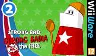 Strong Bad Episode 2: Strong Badia - The Free WiiWare cover (WBYP)