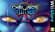 Chronos Twins DX WiiWare cover (WC6P)