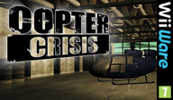 Copter Crisis WiiWare cover (WCPP)