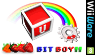 Bit Boy!! WiiWare cover (WOYP)
