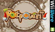 Potpourrii WiiWare cover (WP2P)