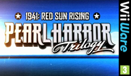 Pearl Harbor Trilogy 1941: Red Sun Rising WiiWare cover (WP3P)