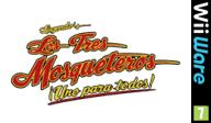 Los Tres Mosqueteros ¡Uno para todos! WiiWare cover (W3MP)