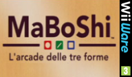 MaBoShi: L'arcade delle tre forme WiiWare cover (WMBP)