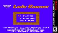 Lode Runner VC-NES cover (FBLE)