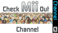 Check Mii Out Channel Channel cover (HAPE)