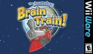 The Amazing Brain Train WiiWare cover (WAZE)