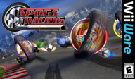 SPOGS Racing WiiWare cover (WBVE)