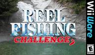 Reel Fishing Challenge WiiWare cover (WFIE)