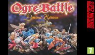 Ogre Battle: The March of the Black Queen VC-SNES cover (JCTM)
