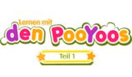 Lernen mit den PooYoos: Teil 1 WiiWare cover (WLEP)