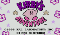 Kirby's Adventure VC-NES cover (FA8F)