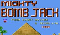 Mighty Bomb Jack VC-NES cover (FBJP)