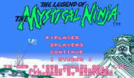 The Legend of the Mystical Ninja VC-SNES cover (JAZP)