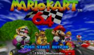 Mario Kart 64 VC-N64 cover (NABP)