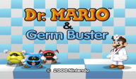 Dr. Mario & Germ Buster WiiWare cover (WDMP)