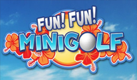 Fun! Fun! Minigolf WiiWare cover (WFFP)