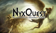 NyxQuest: Kindred Spirits WiiWare cover (WICP)