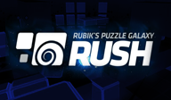 Rubik's Puzzle Galaxy: RUSH WiiWare cover (WZIP)