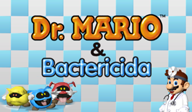 Dr. Mario & Bactericida WiiWare cover (WDMP)