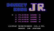 Donkey Kong Jr. VC-NES cover (FABE)
