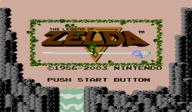 The Legend of Zelda VC-NES cover (FAKE)