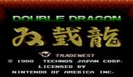 Double Dragon VC-NES cover (FD2E)