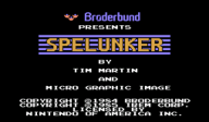 Spelunker VC-NES cover (FDAE)