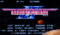 Gradius III VC-SNES cover (JAME)