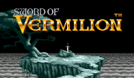 Sword of Vermillion VC-MD cover (MAME)