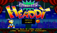 Dynamite Headdy VC-MD cover (MBGE)