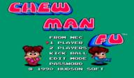Chew Man Fu VC-PCE cover (PBSE)