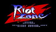 Riot Zone VC-PCE cover (QATE)
