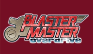 Blaster Master: Overdrive WiiWare cover (W2ME)