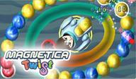 Magnetica Twist WiiWare cover (WA2E)