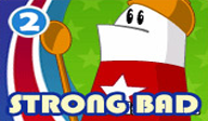 Strong Bad Episode 2: Strong Badia - The Free WiiWare cover (WBYE)