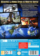 Monster Hunter 3 Ultimate pochette WiiU (AHDP08)