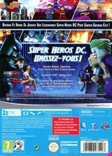 LEGO Batman 2: DC Super Heroes pochette WiiU (ALBPWR)