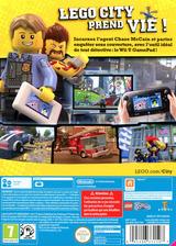 LEGO City Undercover pochette WiiU (APLP01)