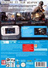 Watch Dogs pochette WiiU (AWCP41)