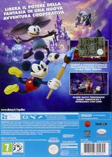 Disney Epic Mickey 2: The Power of Two WiiU cover (AEMP4Q)