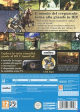 The Legend of Zelda: Twilight Princess HD WiiU cover (AZAP01)