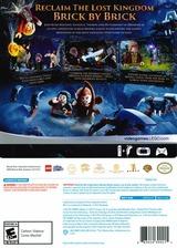 LEGO The Hobbit WiiU cover (ALHEWR)