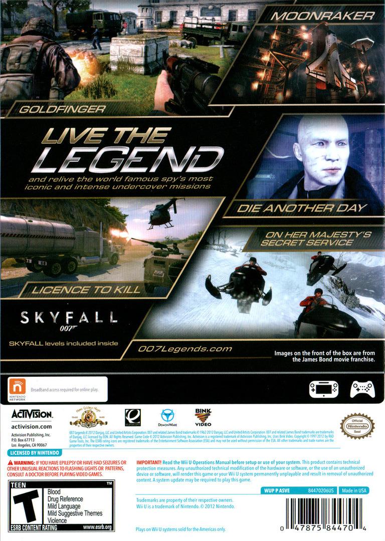 007 Legends WiiU backHQ (ASVE52)