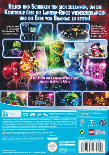 LEGO Batman 3: Jenseits von Gotham WiiU backM (BTMPWR)