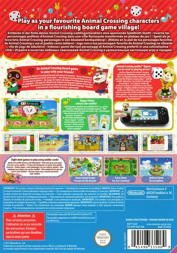 Animal Crossing: amiibo Festival WiiU backM (AALP01)